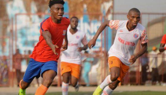 Sunshine Stars midfielder Omaka revels in new-found form under Dogo