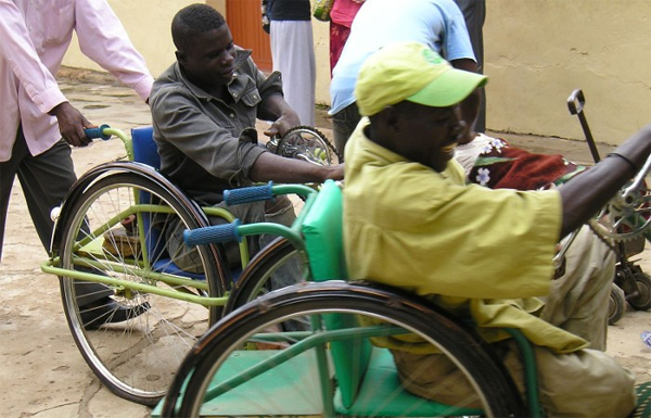 Disabled seek inclusion in panels, as 'police brutality on #ENDSARS protesters increased our numbers'