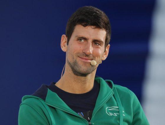 Djokovic laments Federer's absence in Dubai