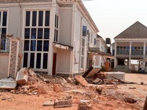 T. Latifa Hotel owned by Mr. Tony Adun in Edo State