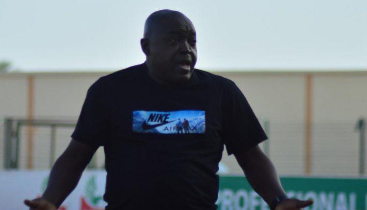 Abia Warrior, Emmanuel Deutch, Enyimba