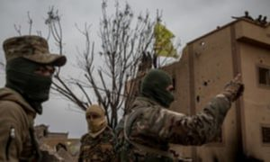 French jihadists on death row in Iraq appeal to UN