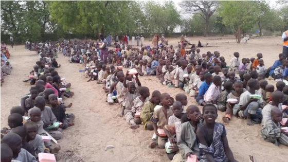 IDP coordinator seeks assistance on feeding, education of inmates