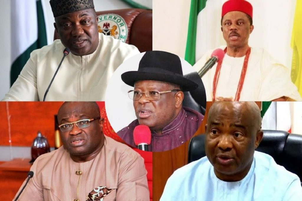 Igbo governors get 90 days to establish regional security