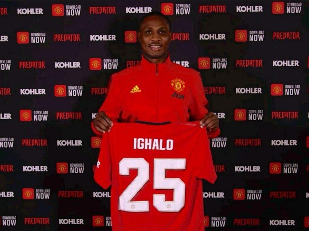 Odion Ighalo, Man United