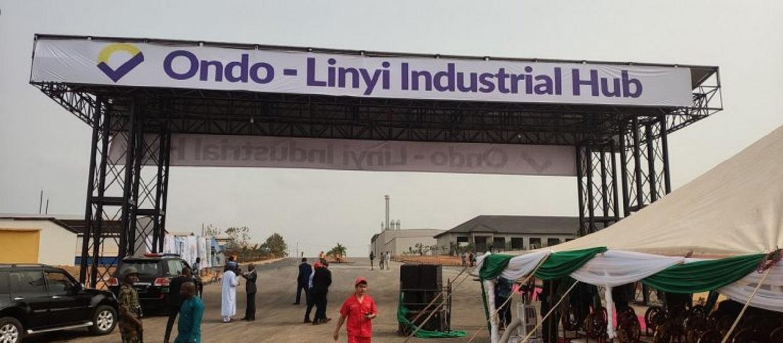 BREAKING: Buhari commissions industrial hub in Ondo, eulogises Akeredolu