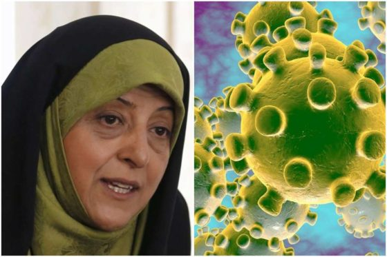Iranian vice president tests positive for Coronavirus