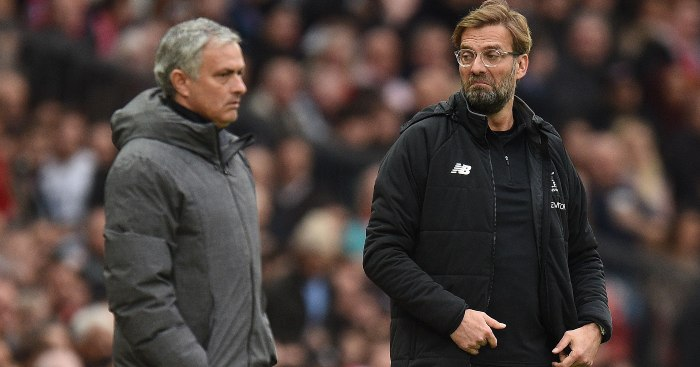 Jose Mourinho, Liverpool