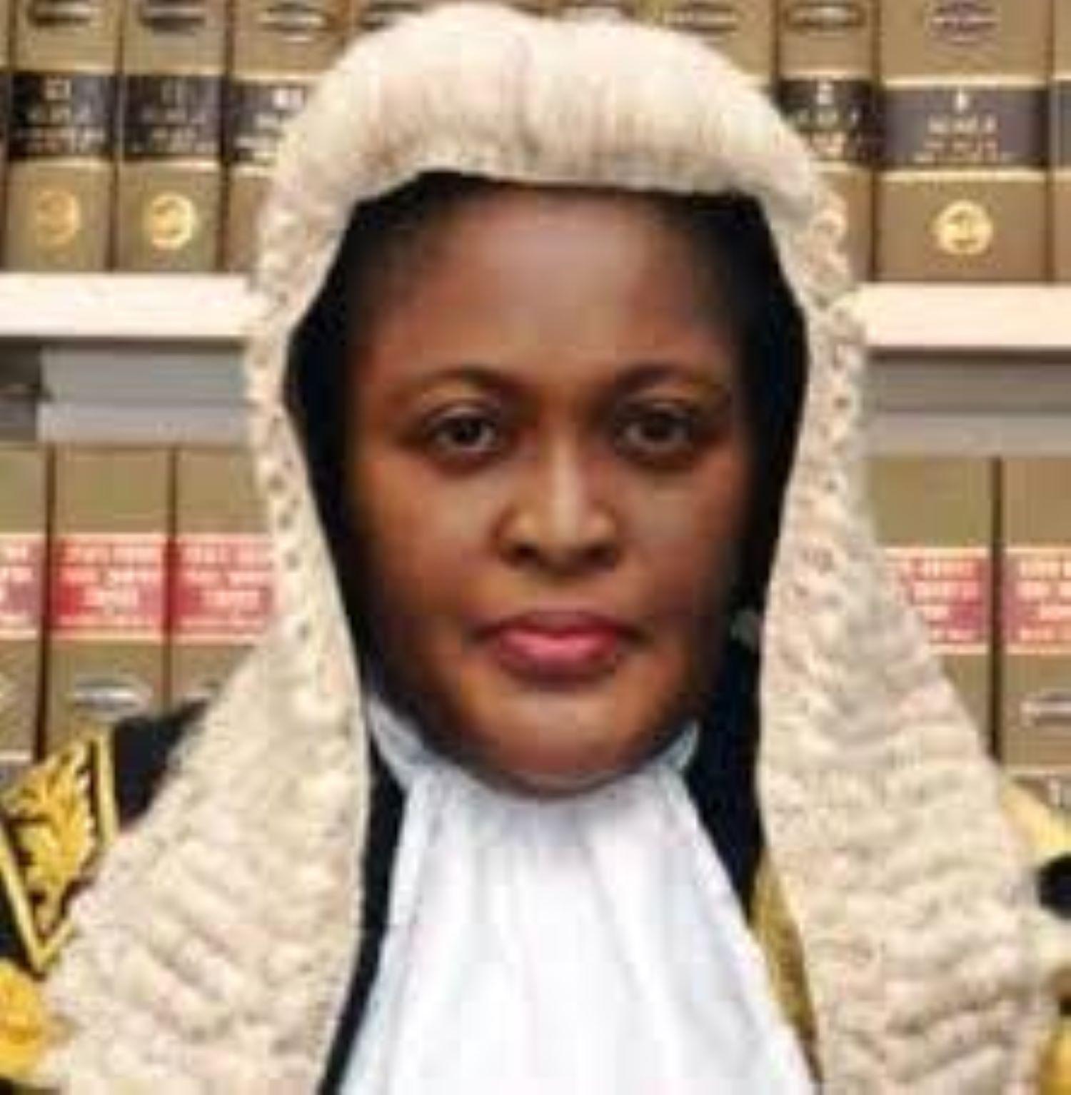 Justice Mary Odili, APC