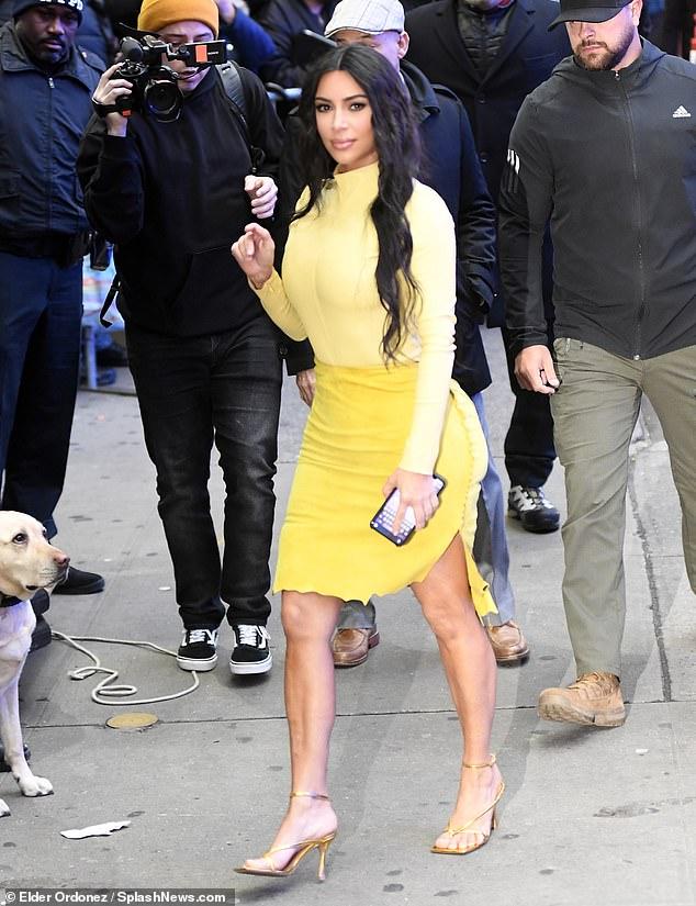 Kim Kardashian to discuss criminal justice reform on Good Morning America