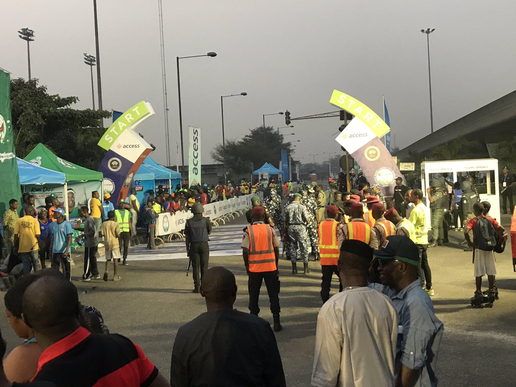 Lagos City Marathon