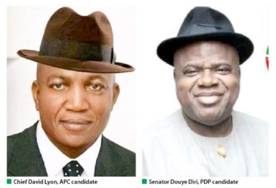 Confusion in Bayelsa as Supreme Court sacks gov-elect, Lyon