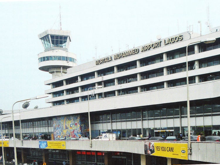 VIDEO: Total power outage at Lagos International Airport