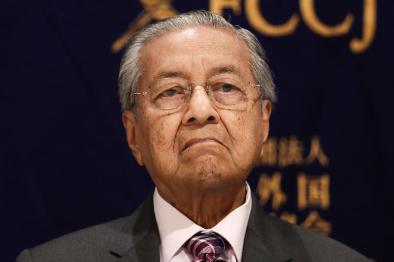 Mahathir Mohamad, Malaysia