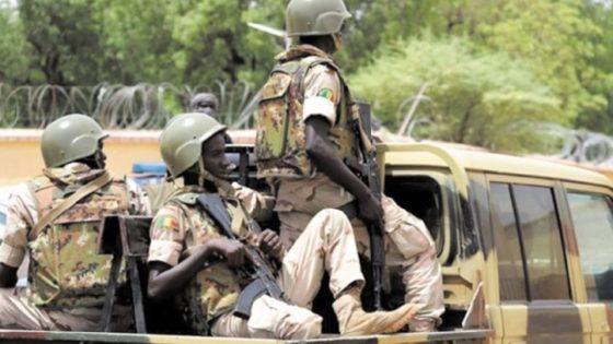 Suspected jihadist attack kills three Malian soldiers