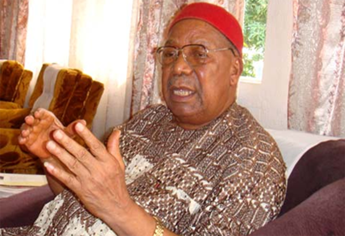 Nigeria should return to parliamentary system of government ― Amechi