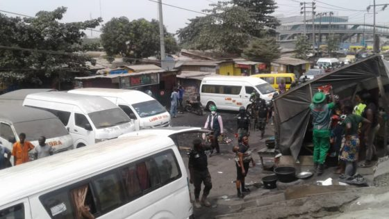 Lagos issues 7-day removal order to owners/occupants of illegal structures, shanties in Mile 2