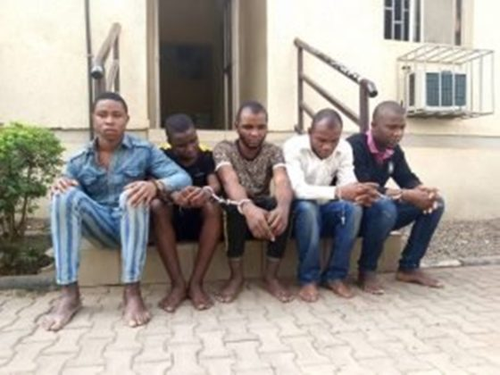 Court remands alleged Mpape bank robbers