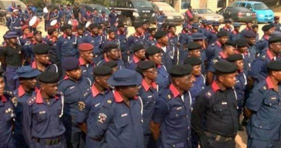 Abia NSCDC impounds 2 trucks allegedly laden with crude oil