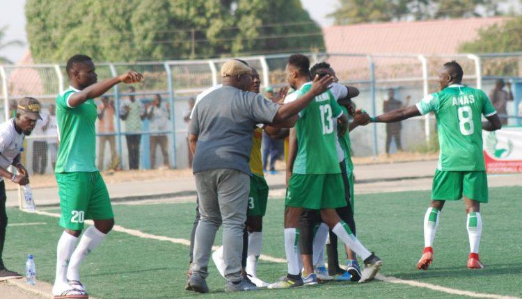 Nasarawa United, Enyimba