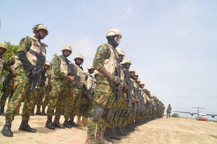 NAF graduates186 Special Forces and Combat personnel