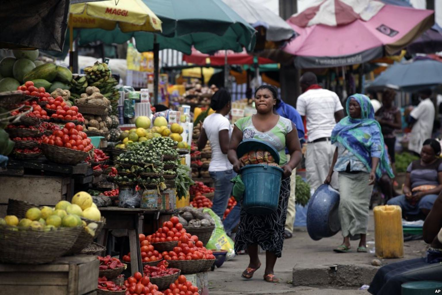 Lagos sees food delivery boom amid lockdown