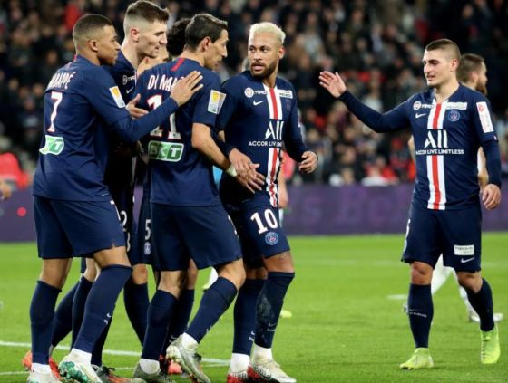 Distracted PSG seek to rouse themselves against Bordeaux