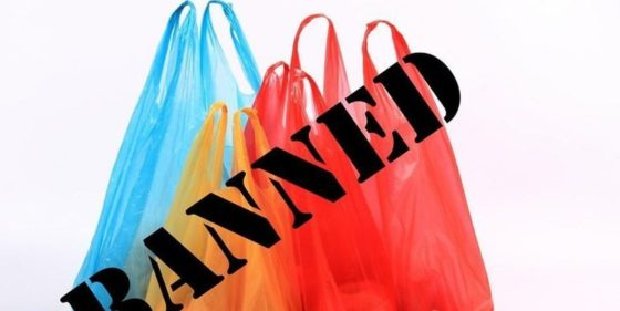 Green Environment: New York bans use of plastic bags