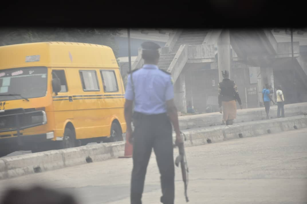 #EndSARS: We can't guarantee security during yuletide ― Law enforcement officers