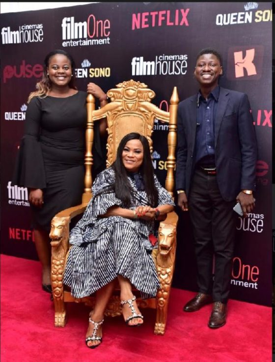 Filmhouse group host exclusive screening of Queen Sono, first original African series by Netflix