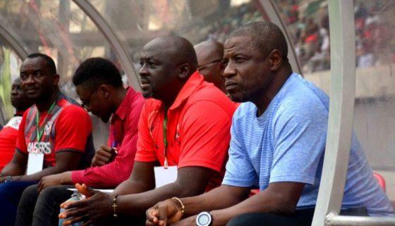 Rangers Boss Salisu Yusuf attributes defeat at home to injuries
