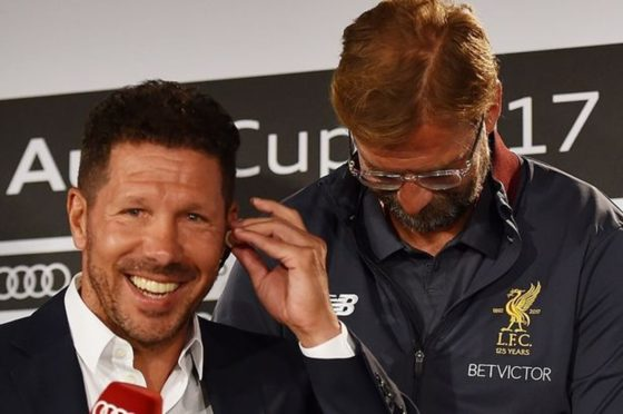 'Welcome to Anfield': Klopp warns Atletico