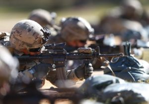 US new Army training team heads to Africa first time