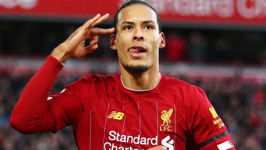 Van Dijk excited for next season after successful PL campaign