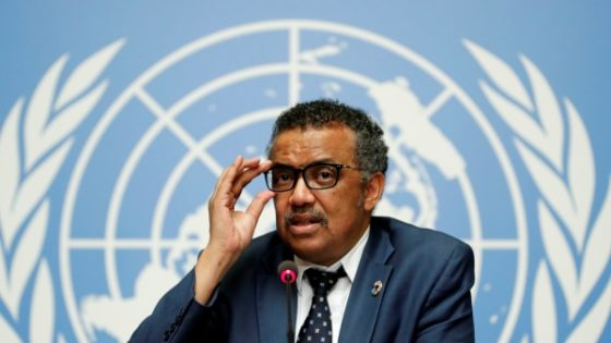 WHO worries over Africa as COVID 19 spreads