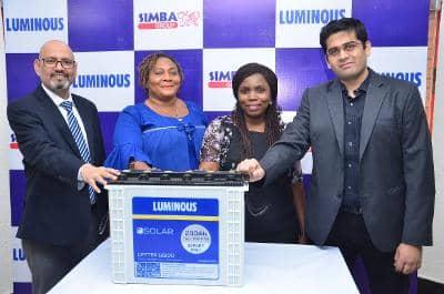 Power: Luminous introduces Solar Tall Tubular Batteries