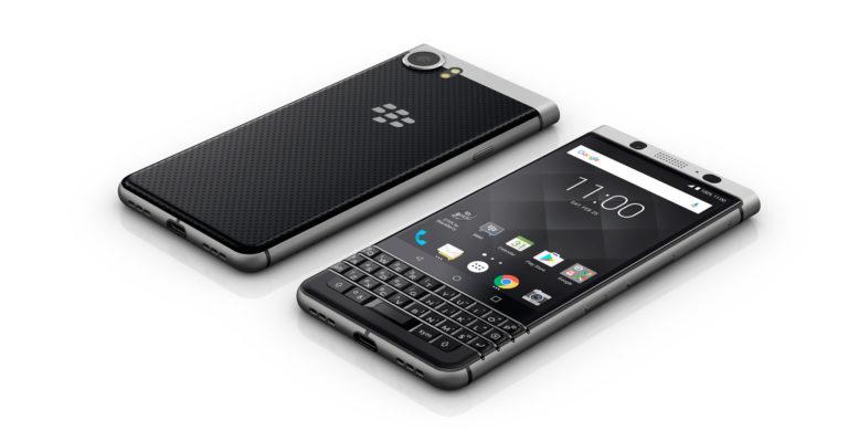 Blackberry, Smartphone