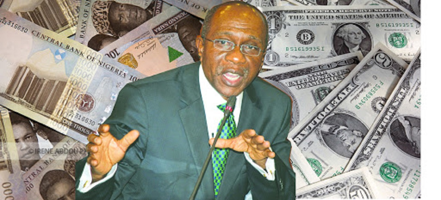 CBN flays those using Parallel market to push for Naira devaluation