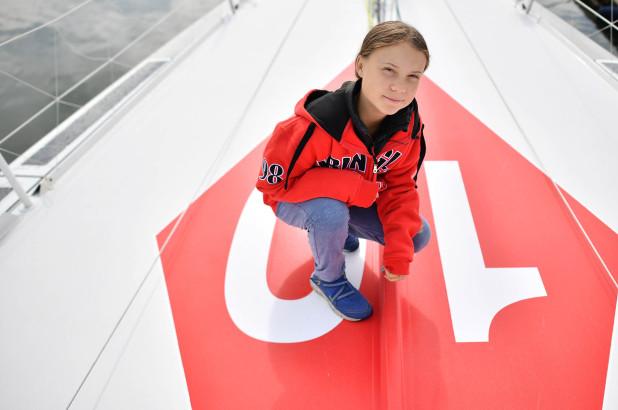 Greta Thunberg, BBC Show
