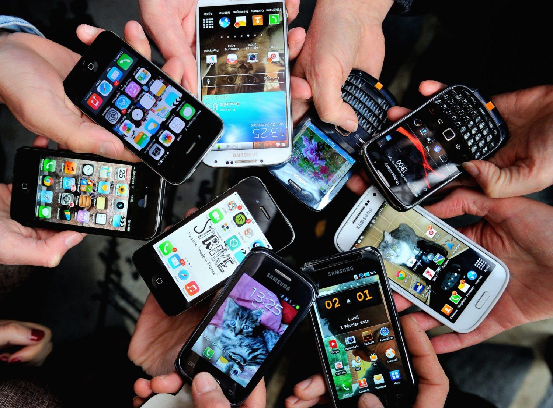 Covid-19 smartphones