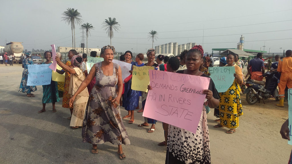Rivers community shuts down firm over alleged neglect