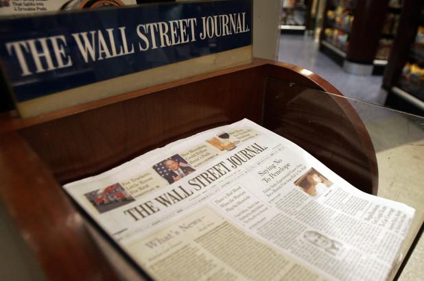 China, Wall Street Journal