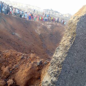 AKURE EXPLOSION: I didn't know I was carrying explosives —Truck driver