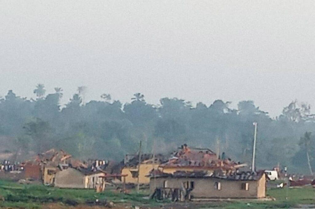 Ondo police reveals cause of Akure explosion
