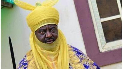 Emir of Kano, Ado Bayero breaks silence on why he visited Ilorin