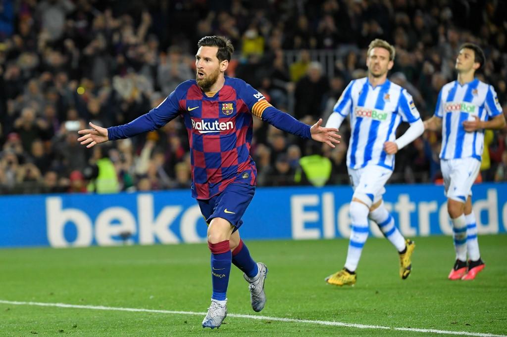Messi, Ronaldo, Beckham
