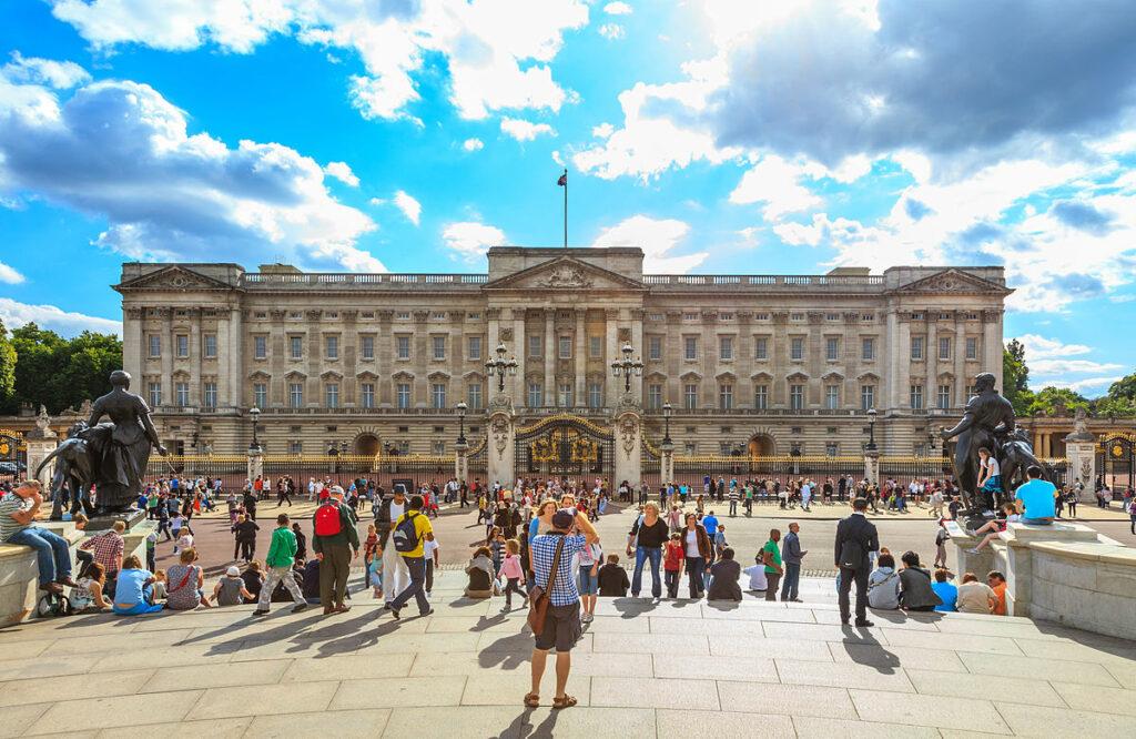 UK tourist