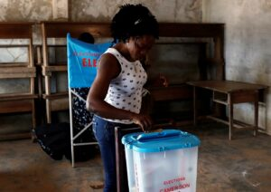 Cameroon holds by-elections in troubled anglophone areas