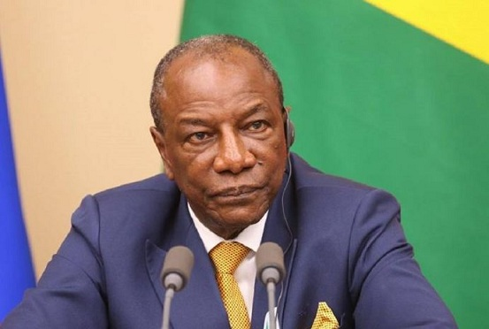 'I'll live to bury some of you' ― Guinea's Pres. Conde to detractors