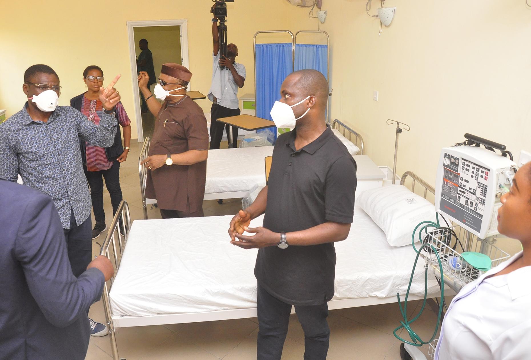 Coronavirus: Edo govt sets up screening facilities in 6 PHCs, 4 private hospitals in Benin